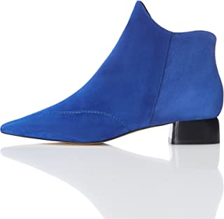 FIND Women's Suede Ankle Boots