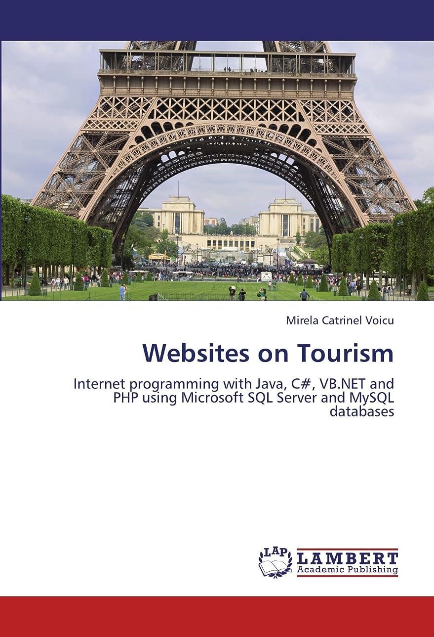 くぼみアブセイ時間とともにWebsites on Tourism
