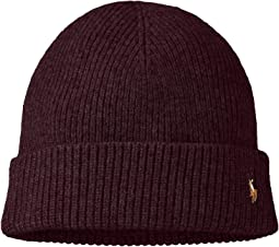 a38d17bcf9dab Polo Ralph Lauren. Classic Lux Merino Cuff Hat.  20.25MSRP   45.00. 5Rated  5 stars. Aged Wine Heather