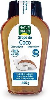 NaturGreen Sirope de Coco Bio, 360 ml/495 g