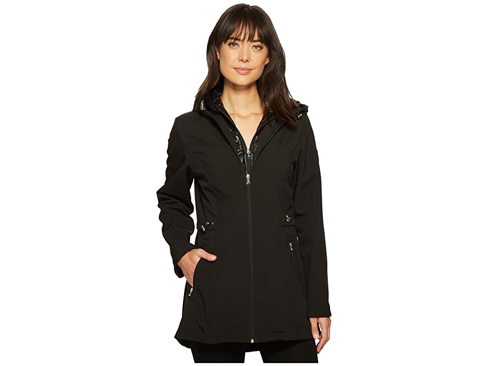 LAUREN Ralph Lauren Fleece-Lined Jacket (Black) Women