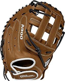 Wilson 2020 Aura 33 英寸垒球捕手手套 - 右手投掷