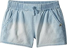 Tia Pull-On Shorts (Little Kids)