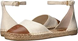 Tory Burch - Color Block Ankle-Strap Espadrille