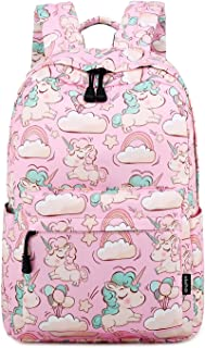 Cute Lightweight Unicorn Backpacks Girls School Bags Kids Bookbags