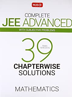 Click to open expanded view 39 Years Complete JEE Advance Chapterwise Solutions - Maths