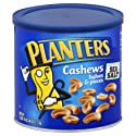 Planters Cashew Halves Pieces Salted