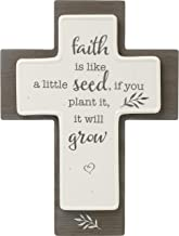 Precious Moments Faith is Like A Seed Cross 191494, One Size, Multi