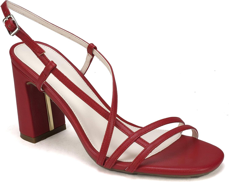 RIALTO Women's Tally Heeled Sandal
