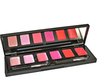 Skinn Cosmetics Hollywood Tropical Kisses Lip Palette by Skinn Cosmetics