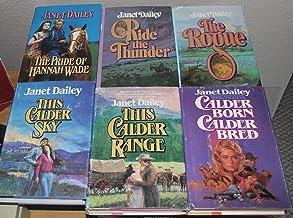 6 Calder Book Set