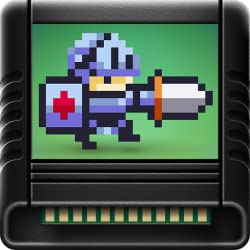 World's first endless action RPG Challenging and rewarding Pixel perfect retro graphics Chiptune soundtrack by Matt Creamer (Retro City Rampage) 6 unique playable classes: knight, wizard, knave, archer, tamer and ninja Endless loot: tons of weapons, ...