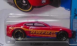 Hot WheelS 2014 10 Camaro SS red Wheel Variation HW City #42/250 VHTF R@RE Moc!