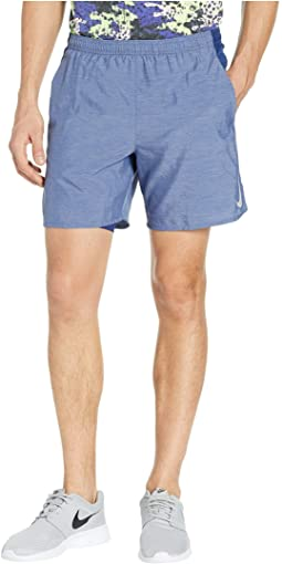 "Challenger Shorts 7"" 2-in-1"