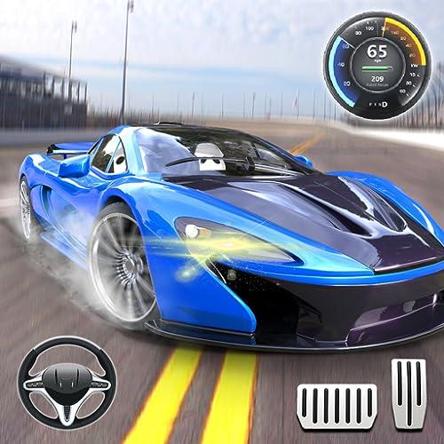 GT de carreras de coches juego de conducción
