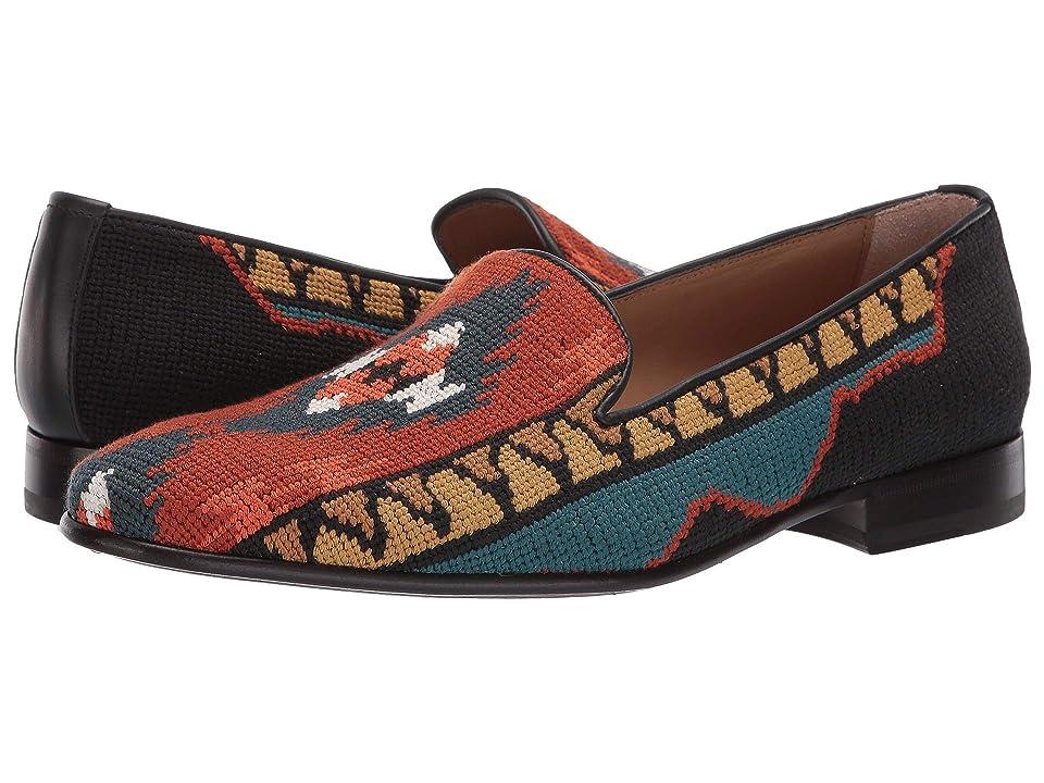 Etro Tapestry Loafer (Multi) Men's Shoes