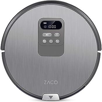 ZACO V80 - Robot 2 en 1 aspirador friegasuelos con 5 modos de ...
