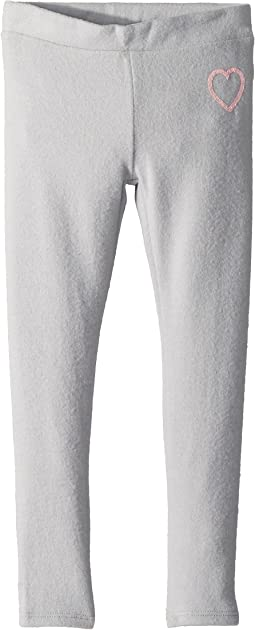 Chaser Kids - Soft Love Knit Pina Leggings (Toddler/Little Kids)