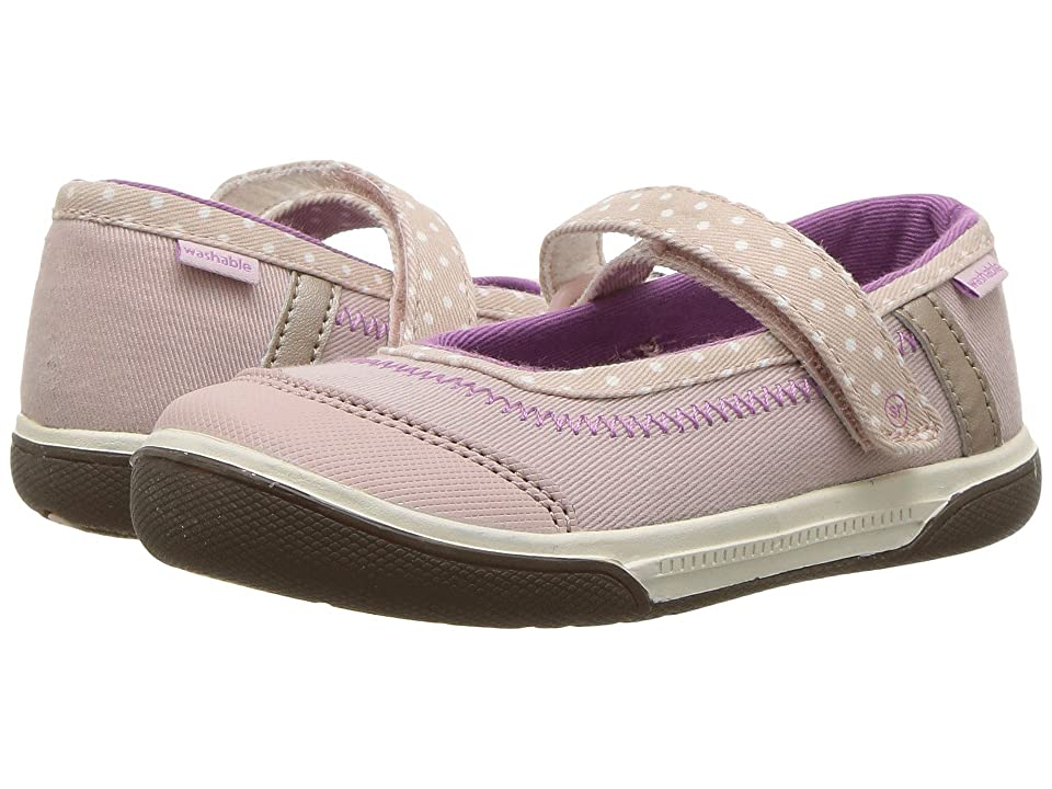 Stride Rite Made 2 Play Jill (Toddler) (Blush) Girl