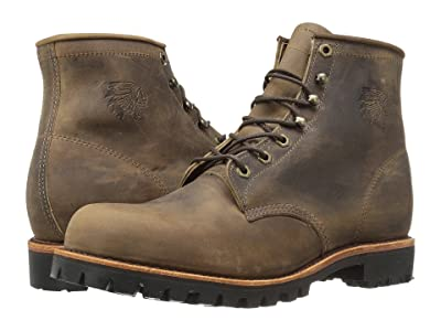 Chippewa Apache Lace Up (Chocolate) Men