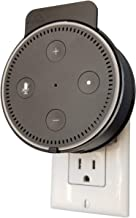 Sponsored Ad - Dot Genie Deluxe Mount for Amazon Echo Dot 2nd Generation Alexa: The Simplest and Cleanest High-End Outlet ...