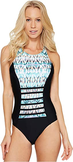 Tadasana Tribal Rejuvenate One-Piece