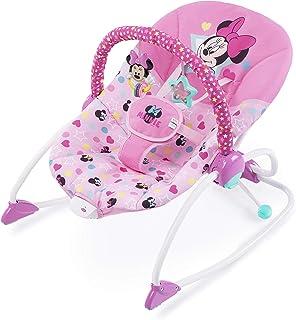 مینی موس ستاره ها و لبخند کودک شیرخوار کودک تا کودک نو پا فعالیت و سرگرمی با نوار اسباب بازی متحرک در صورتی