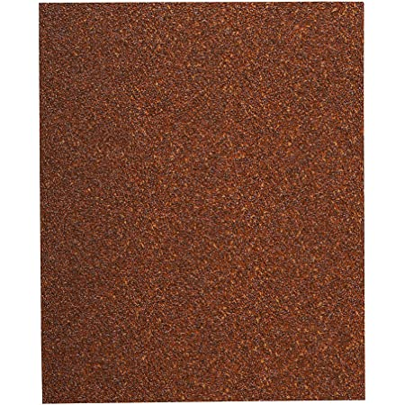 """8/"""" x 5 Meters Sandpaper Rolls Heavy Duty Silicon Carbide 100 Grit"""