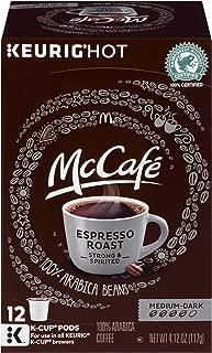 McCafe Espresso Roast Keurig K Cup Coffee Pods (12 Count)