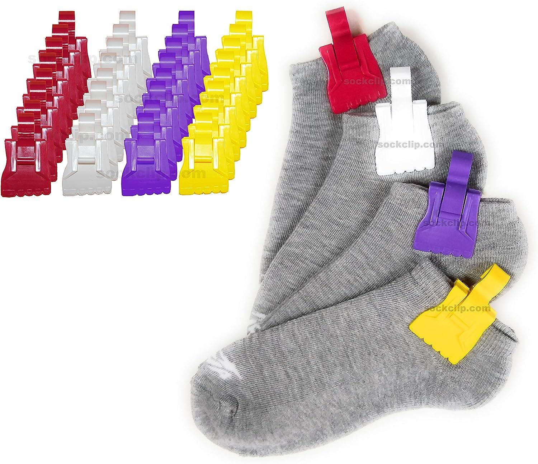 The Amazing Sock Clip Holder Color 32 Portland Mall Unicorn Assorted Brand new Cli