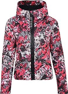 Dare 2B x Julien Macdonald Women/'s Baroness Quilted Parka Jacket Pink