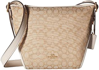 COACH Women's Small Dufflette in Signature