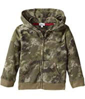 Splendid Littles - Camo Hoodie Zip-Up Jacket (Infant)