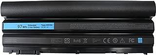TECHEER 97WH T54FJ M5Y0X 8858X Laptop Battery Compatible with Dell Latitude E6420 E6430 E5420 E5430 E5520 E5530 E6530,Inspiron 14R 15R 17R, 2P2MJ T54F3 4YRJH 0T54FJ 312-1325 312-1165 312-1163 PRV1Y