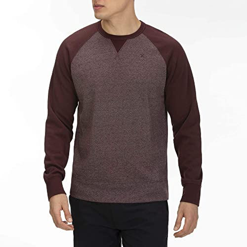 Hurley M Crone Texturouge Crew Fleece Sweatshirts Homme