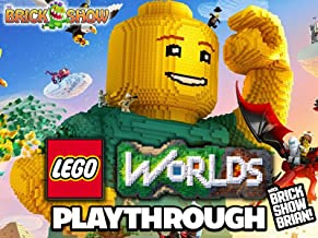 Clip: Lego Worlds with Brick Show Brian