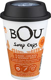 Bou Soup Cup, Classic Chicken, 16 oz