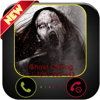 A Real Call From The Scary Ghost Killer - Free Fake Phone Call ID PRO PRANK - 2018