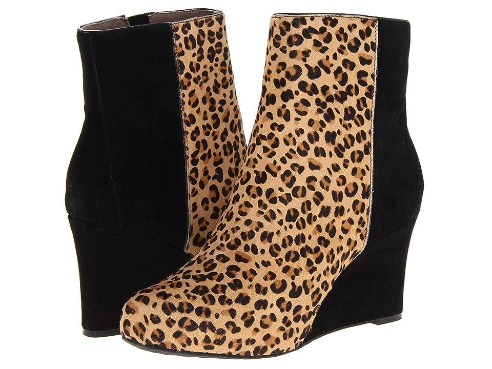 Rockport Seven To 7 85mm Wedge Bootie (Leopard) Women