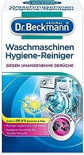 dr. Beckmann lavar higiene limpiador 3x 250g/higiene y de fiambrera para la lavadora