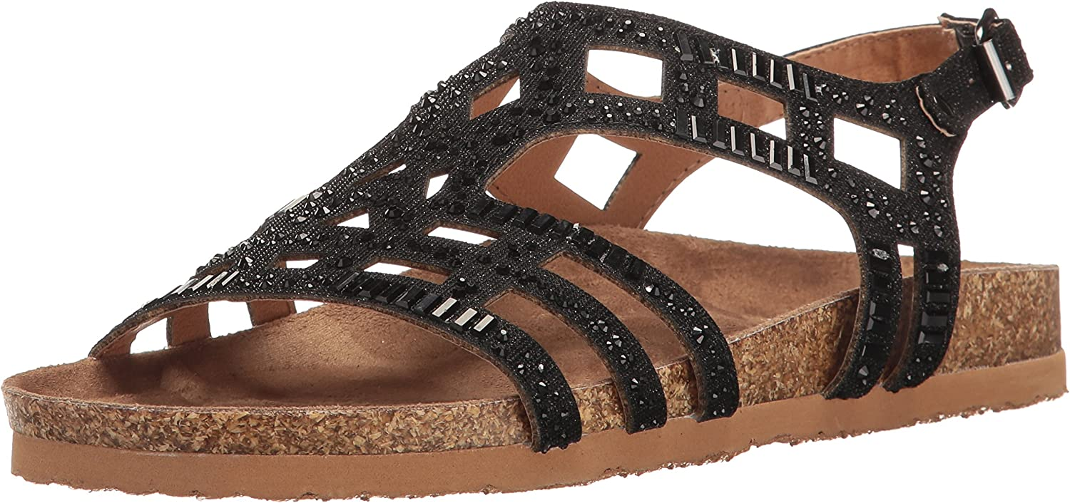 Not Rated Womens Bushiest Gladiator Sandal