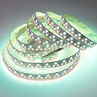 LEDENET Double Row 24V RGBCCT Flexible LED Strip Lighting 24 Volt 900LEDs/spool RGB W WW RGBW RGBWW Tunable White LED Tape Ribbon Lamp Non-Waterproof