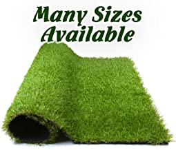 turf roll size