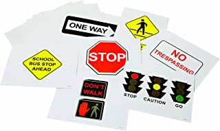 Community Safety Signs Set Of 32