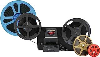 Wolverine – Convertisseur digital MovieMaker Pro de bobine de 8 mm et Super 8, noir - MM100PRO