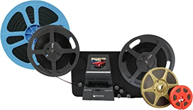 converting old film reels to dvd