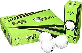Callaway CXR Power Golf Balls (One Dozen)