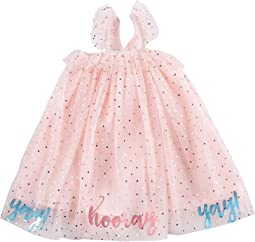 Tulle Sleeveless Party Dress (Infant/Toddler)