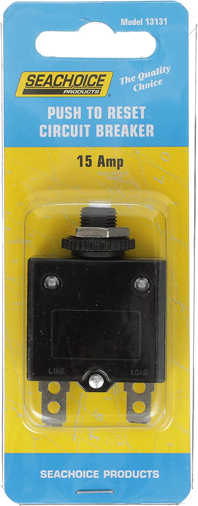 Sierra CB41220 Push Button Circuit Breaker 15 Amp 4419 for sale online