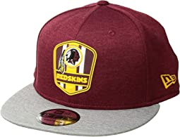 9Fifty Official Sideline Away Snapback - Washington Redskins